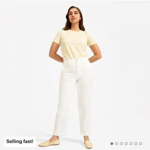 Everlane lightweight relaxed chino